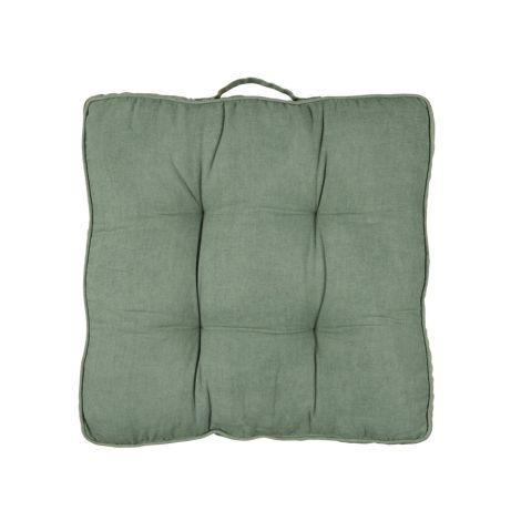IB LAURSEN Sitzkissen Dusty Chalk Green 45 x 45