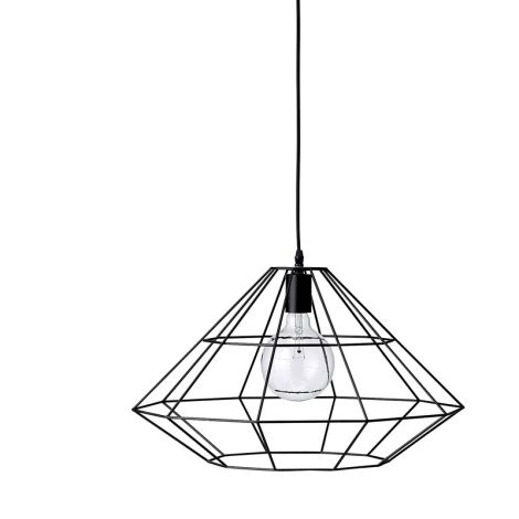 Bloomingville Lampe Pernille Schwarz