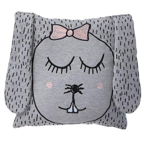 ferm living kissen little ms rabbit online kaufen emil paula. Black Bedroom Furniture Sets. Home Design Ideas