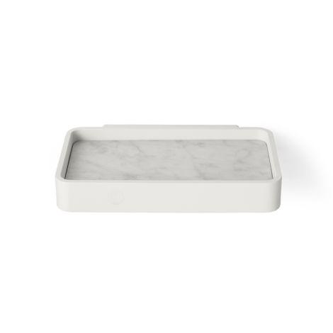 Menu Duschablage White/White Marble