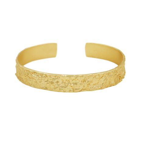 Dansk Smykkekunst Amber Armband Vergoldet