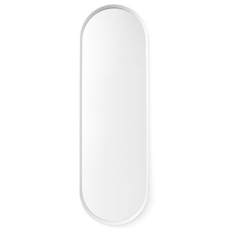 Menu Norm Wandspiegel Oval White