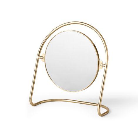 Menu Nimbus Tischspiegel Polished Brass