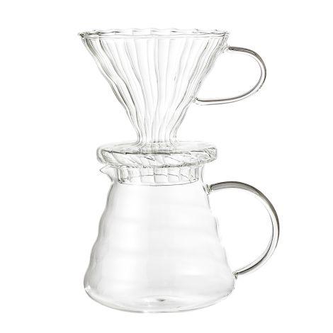 Bloomingville Filterkaffee-Set Glas