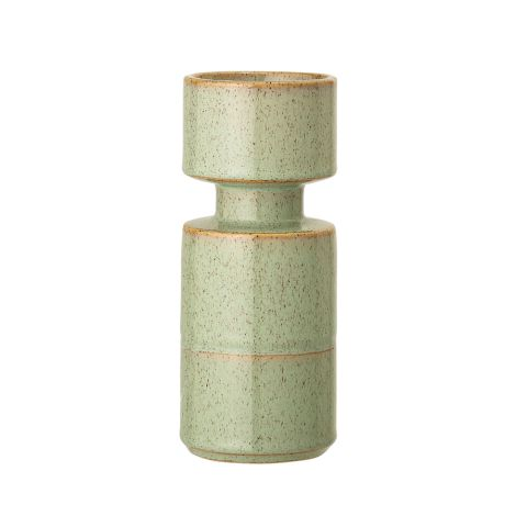 Bloomingville Kerzenhalter Green 20 cm •