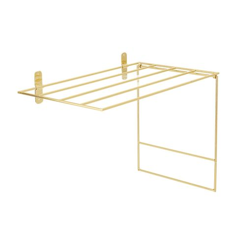 Bloomingville Handtuchhalter Gold Metal
