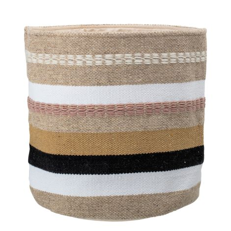 Bloomingville Korb Multi-Color Wolle •