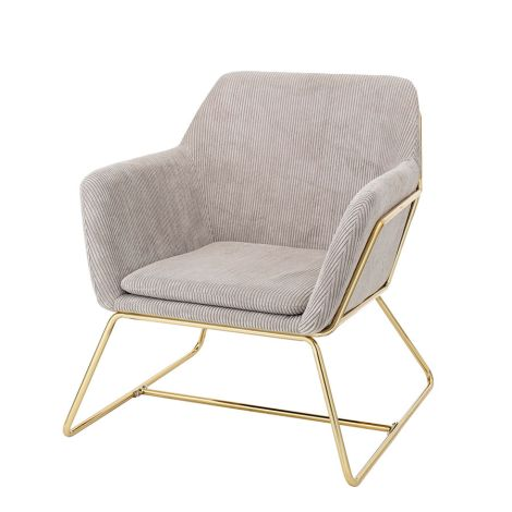 Bloomingville Lounge Chair Bass Nature •