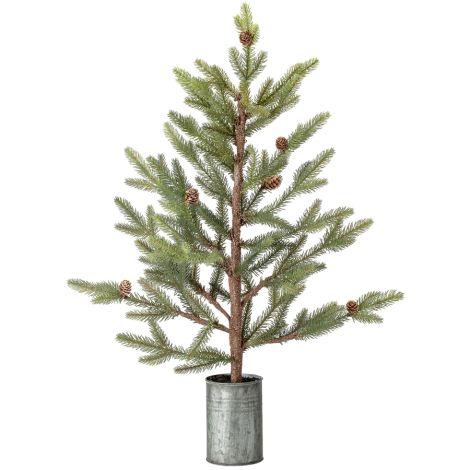 Bloomingville Deko-Baum Traditional Green