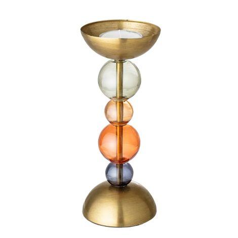Bloomingville Kerzenhalter Multi-Color Metal 27,5 cm