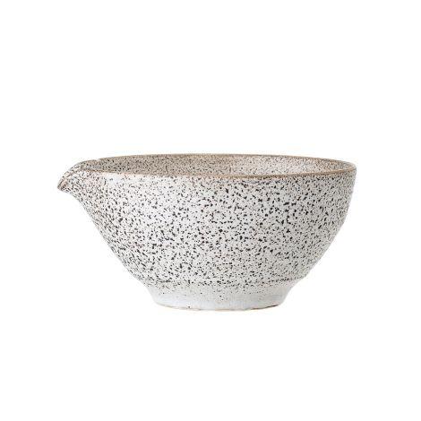 Bloomingville Schüssel Thea Grey 16,5 cm