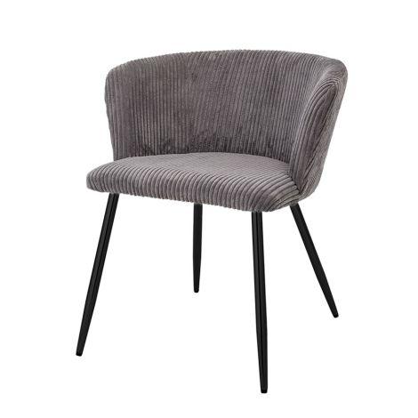 Bloomingville Lounge Chair Marley Grey