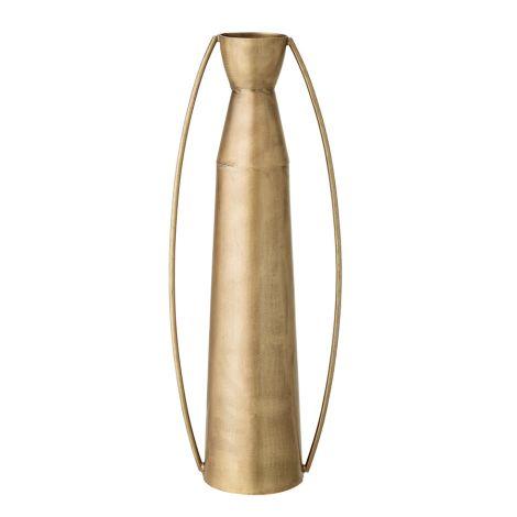 Bloomingville Vase Brass Metal 31 cm