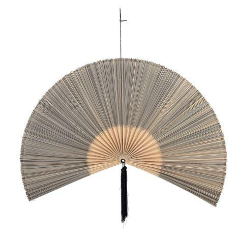 Bloomingville Wand-Deko Black Bamboo