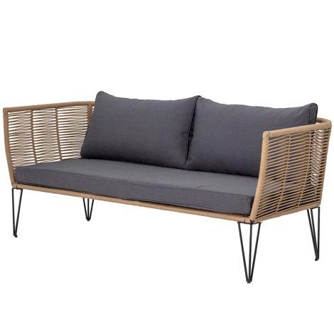 Bloomingville Sofa Lounge Mundo Brown