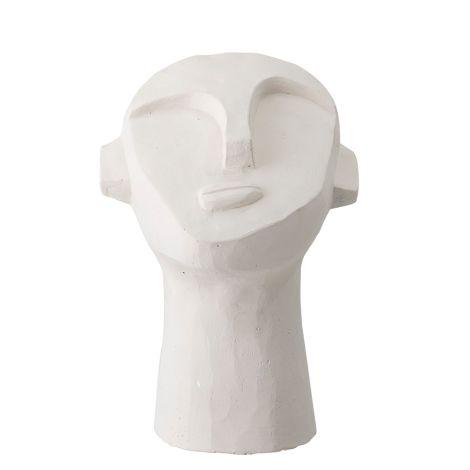 Bloomingville Deko-Objekt White Cement