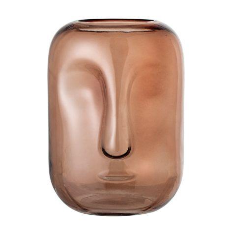 Bloomingville Vase Brown Glas 25 cm