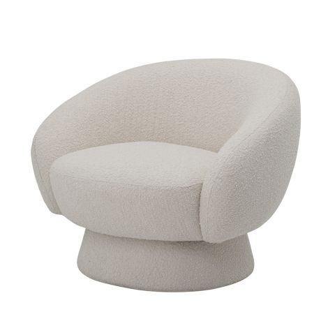 Bloomingville Sessel Lounge Chair Ted White