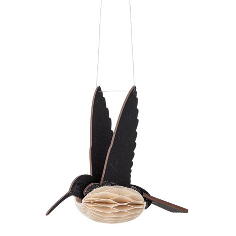 Bloomingville Anhänger Vogel Kolibri