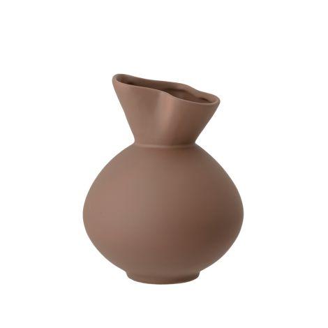 Bloomingville Vase Nica Brown