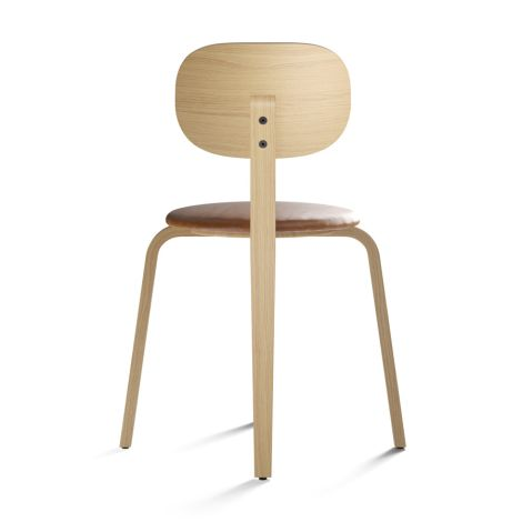 Menu Afteroom Plywood Stuhl Natural Oak/Natural Oak/Dakar
