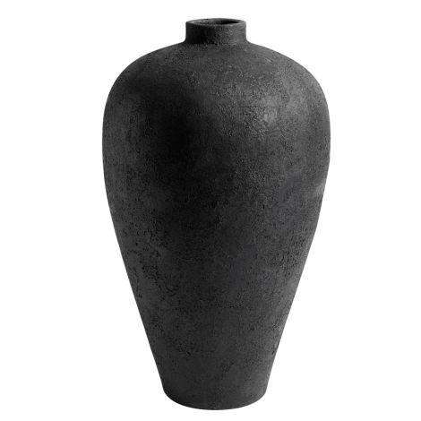 MUUBS Gefäß Luna Black 80 cm