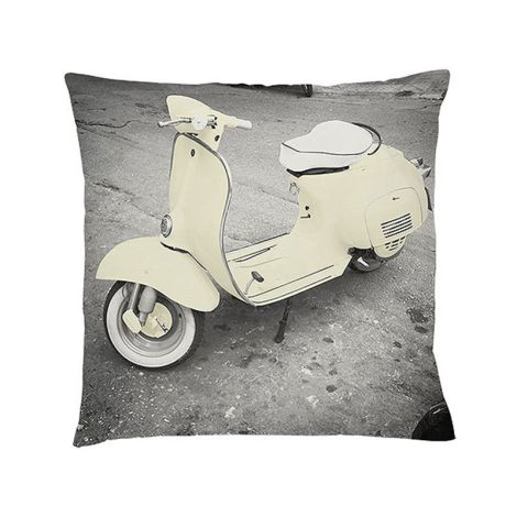 Bloomingville Kissen Vespa in Nude