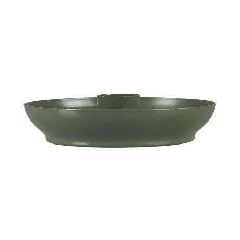 IB LAURSEN Kerzenhalter für Stabkerze Olivengrün