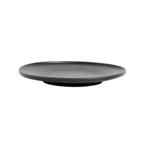 MUUBS Teller Ceto Black 22 cm