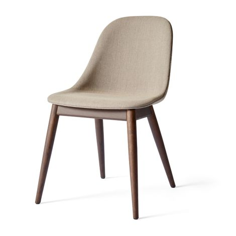 Menu Harbour Stuhl Side Chair Dark Stained Oak/Remix