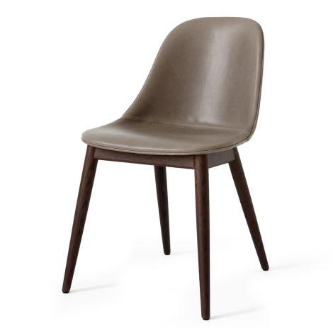 Menu Harbour Stuhl Side Chair Dark Stained Oak/Dakar
