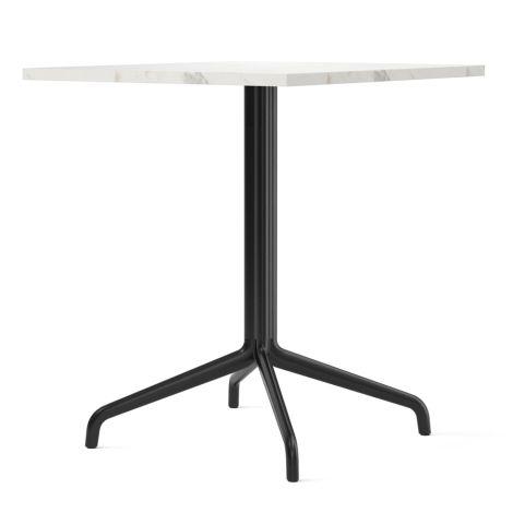 Menu Harbour Column Tisch 70x60 cm Black/Off White