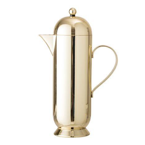 Bloomingville Kaffeekanne Gold