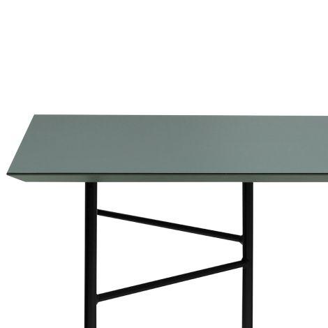 ferm LIVING Tischplatte Mingle Green - In verschiedenen Größen