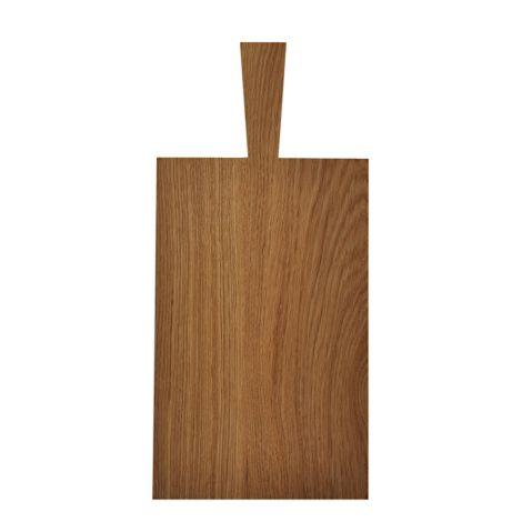 Raumgestalt großes Brett Eiche 33,5 x 21 x 1,8 cm