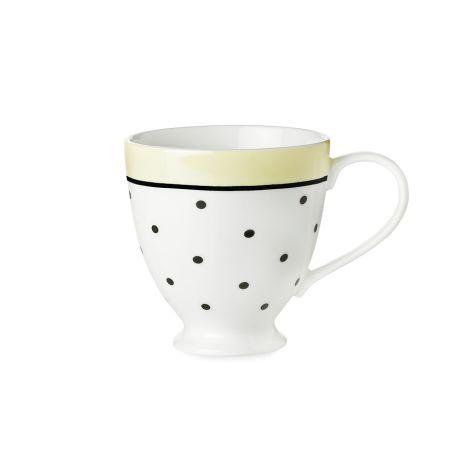 Miss Étoile Kaffeetasse Dots with Lemon