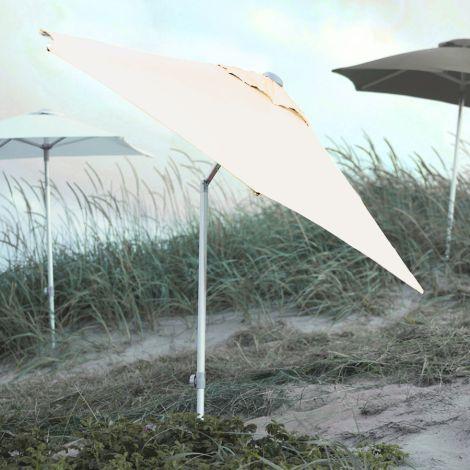 Jan Kurtz Sonnenschirm ELBA RUND Natur