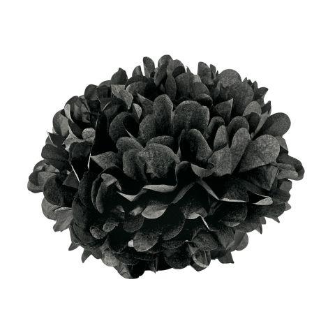 Miss Étoile Papierblume Black