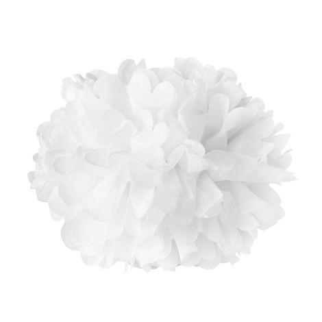 Miss Étoile Papierblume White
