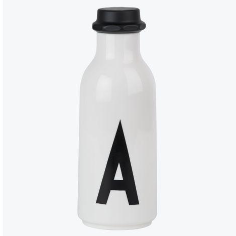 Design Letters Wasserflasche A