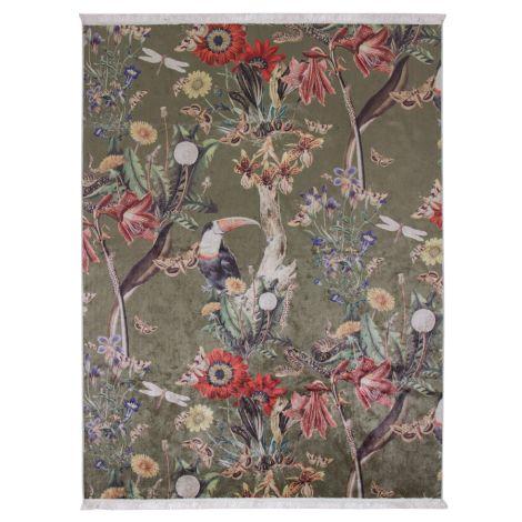 Essenza Teppich Airen Moss 60 x 90 cm