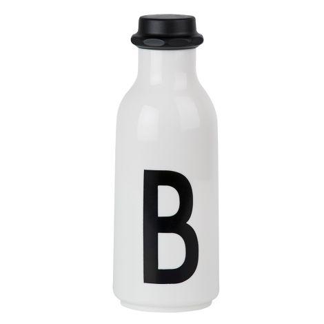 Design Letters Wasserflasche B •