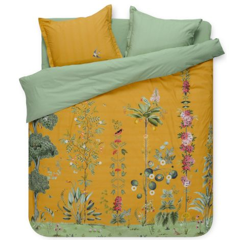PIP Studio Bettwäsche Babylons Garden Yellow