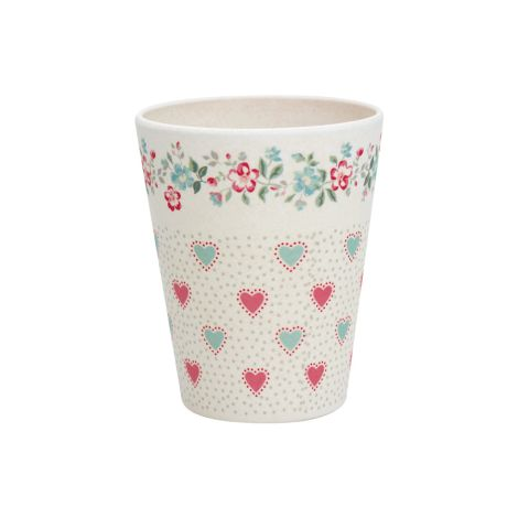 GreenGate Becher Sonia White