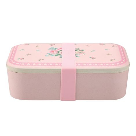 GreenGate Lunch Box Nicoline Pale Pink
