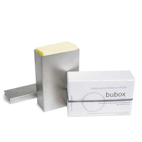 Raumgestalt Butterdose Bubox