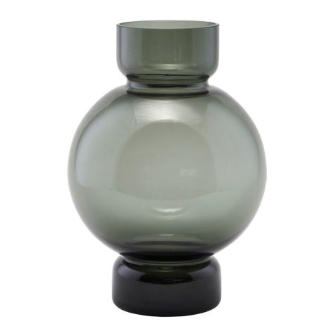House Doctor Vase Bubble Grau