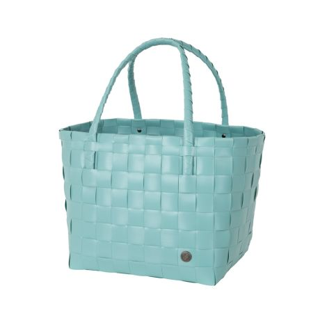 Handed By Tasche Shopper Paris Dusty Turquoise