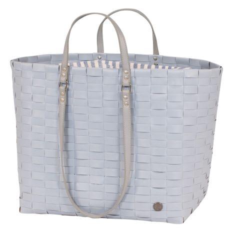 Handed By Shopper Go mit Cover zum Zuziehen Steel Grey