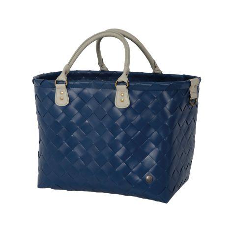 Handed By Tasche Shopper Saint Tropez Dark Blue